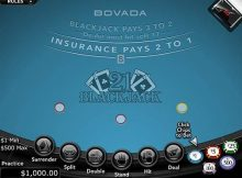 bovada multi hand blackjack