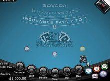 bovada multi hand blackjack