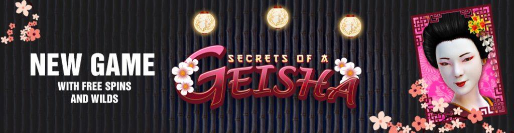 Secrets Of A Geisha Slot